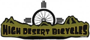 High Desert Bicycles - web page